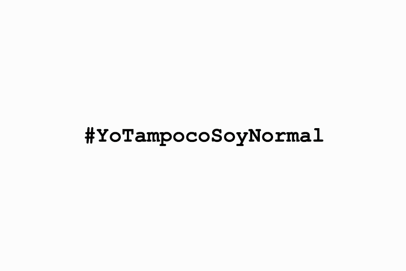 YoTampocoSoyNormal - YoTampocoSoyNormal