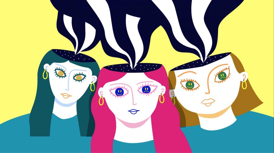 Ilustración de Carla Sánchez para Vice España - Ilustración de Carla Sánchez para Vice España