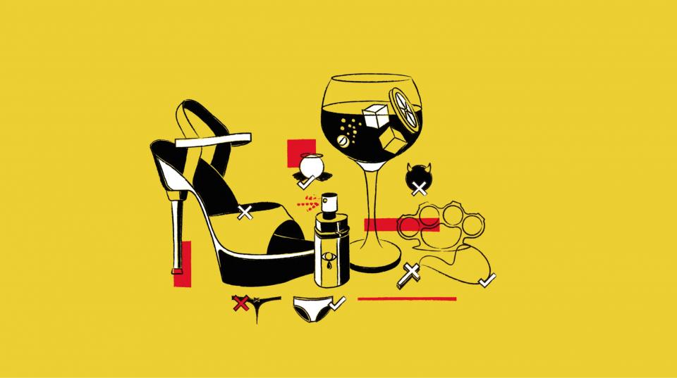 Ilustración de Teresa Cano para Vice España - Ilustración de Teresa Cano para Vice España
